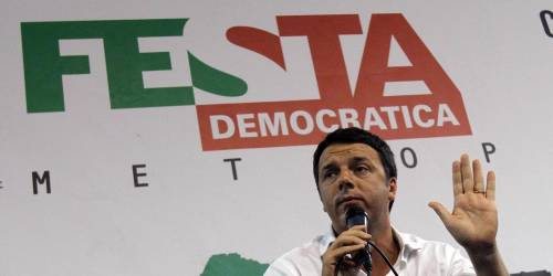 La fiducia in Renzi precipita: con lui un solo italiano su tre