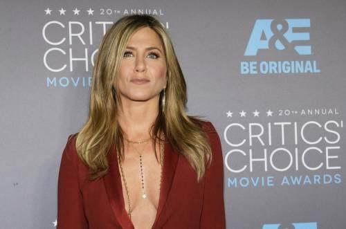 """Jennifer Aniston, la fidanzatina d'America dopo """"Friends"""" sogna l'Oscar 20"""