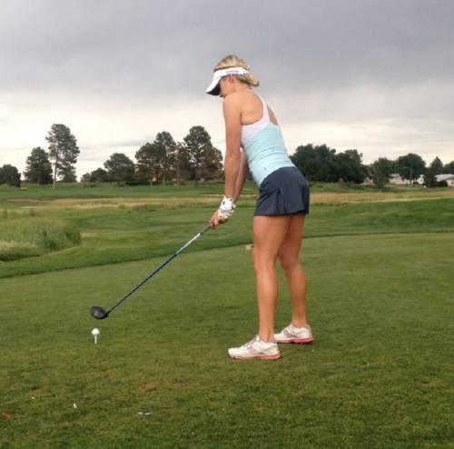 Golfiste sexy: le più belle tra le buche 4