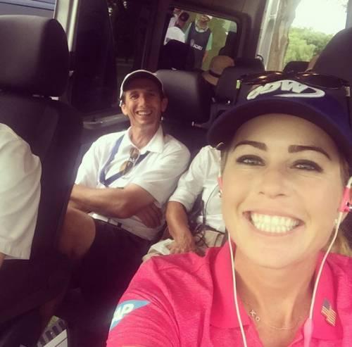 Golfiste sexy: le più belle tra le buche 10