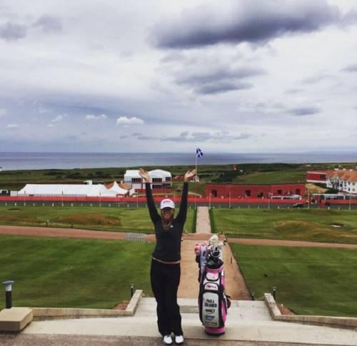 Golfiste sexy: le più belle tra le buche 9