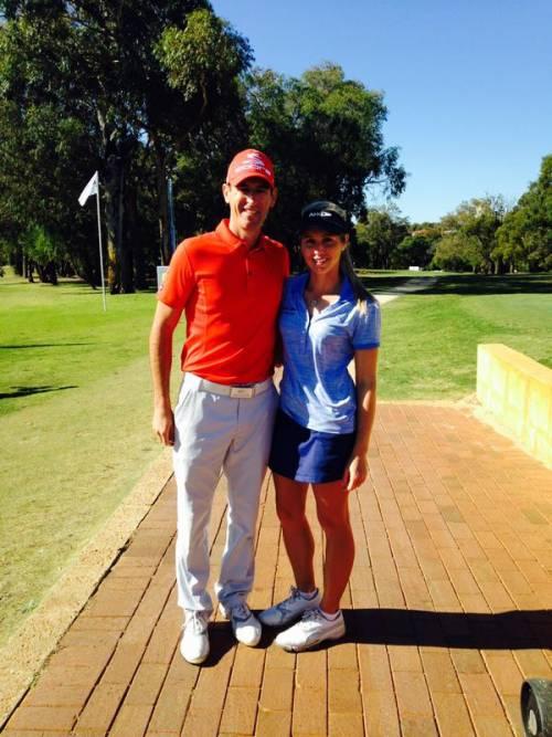 Golfiste sexy: le più belle tra le buche 16