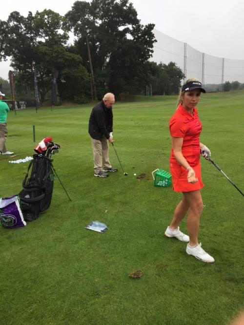 Golfiste sexy: le più belle tra le buche 15