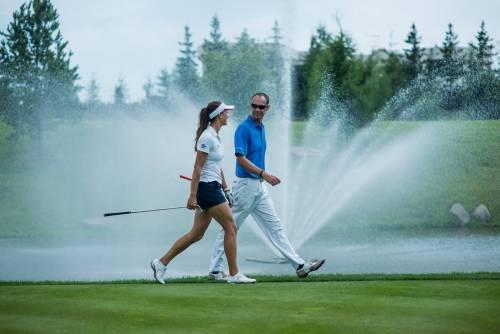 Golfiste sexy: le più belle tra le buche 24