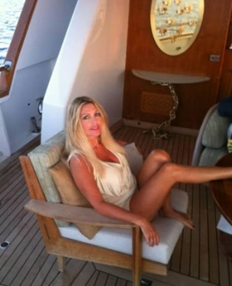Paola Ferrari, la regina dello sport Rai 4