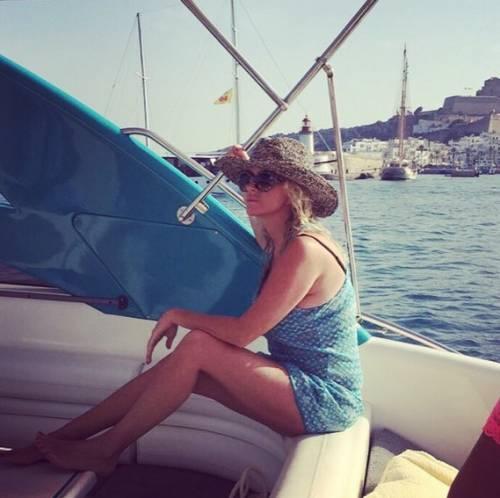 Paola Ferrari, la regina dello sport Rai 6