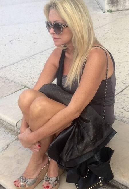 Paola Ferrari, la regina dello sport Rai 7