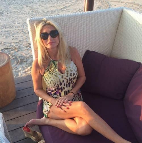 Paola Ferrari, la regina dello sport Rai 12