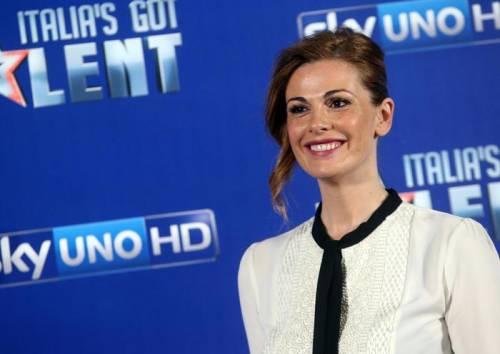 "Vanessa Incontrada lascia ""Italia's Got Talent"" 2"