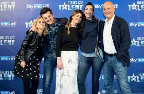 "Vanessa Incontrada lascia ""Italia's Got Talent"" 11"