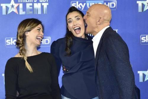 "Vanessa Incontrada lascia ""Italia's Got Talent"" 18"
