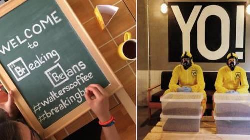 A Istanbul il primo caffè ispirato a Breaking Bad 5