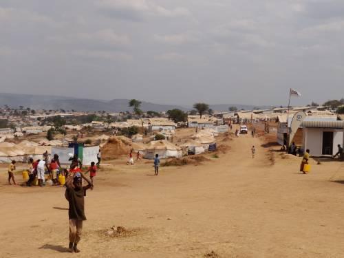 Il campo profughi di Mahama  2