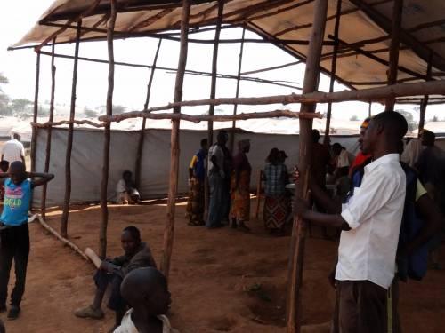 Il campo profughi di Mahama  3