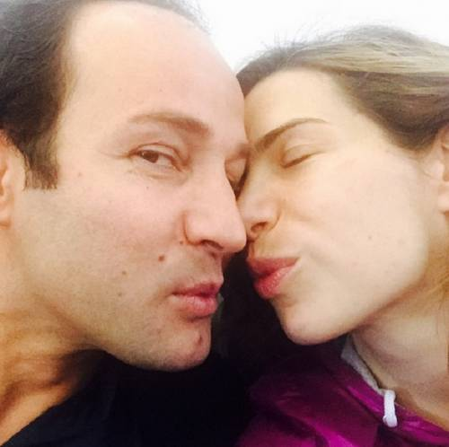 Veronica Maya, pancione e matrimonio nel 2016 4