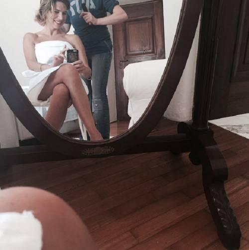 Veronica Maya, pancione e matrimonio nel 2016 7