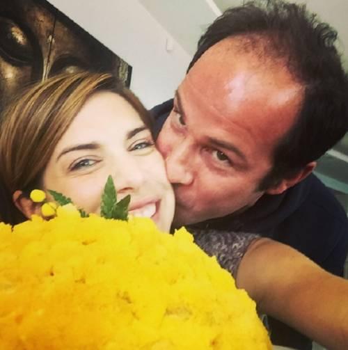 Veronica Maya, pancione e matrimonio nel 2016 14