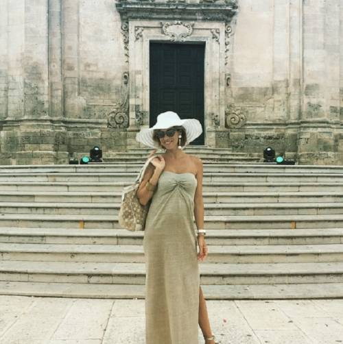 Veronica Maya, pancione e matrimonio nel 2016 15