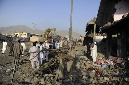 Attentati a Kabul 3