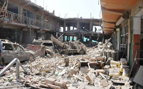 Attentati a Kabul 4