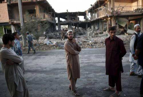 Attentati a Kabul 9