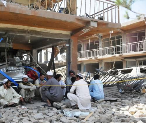 Attentati a Kabul 12