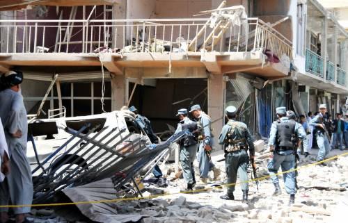 Attentati a Kabul 16