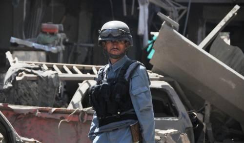 Attentati a Kabul 17