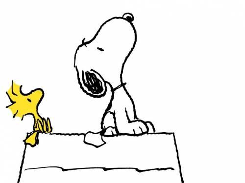 Tanti auguri Snoopy quanti animali di carta ci hanno fatto sognare