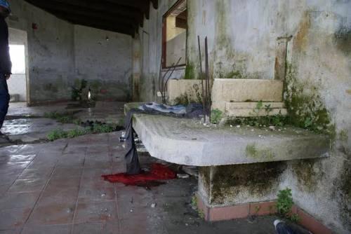 Il ghetto, la baraccopoli dei braccianti africani 9