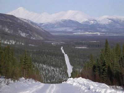 Prospect Creek (Wikipedia)