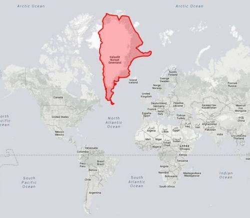 Cartina Mondo Ingrandita.Il Mondo A Grandezza Reale La Nuova Mappa Geografica Ilgiornale It