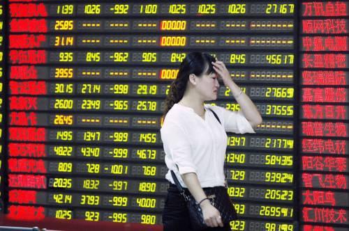 Le Borse europee aprono in rosso. Shanghai manca rimbalzo (-1,27%)