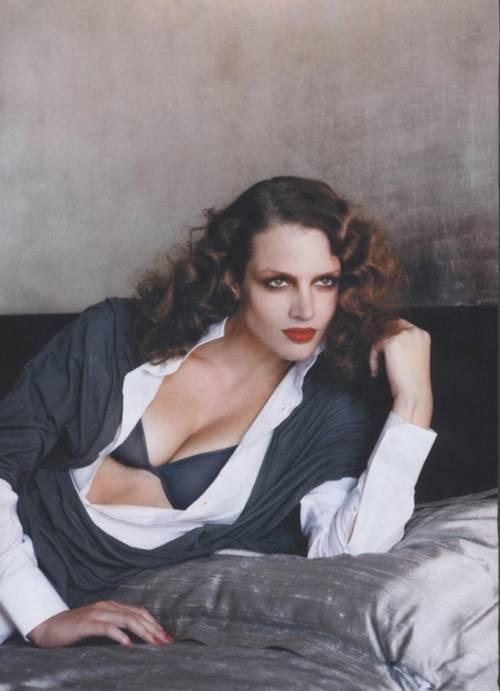 Tanya, modella curvy italiana a New York 4