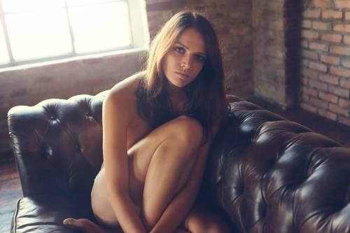 Tanya, modella curvy italiana a New York 10