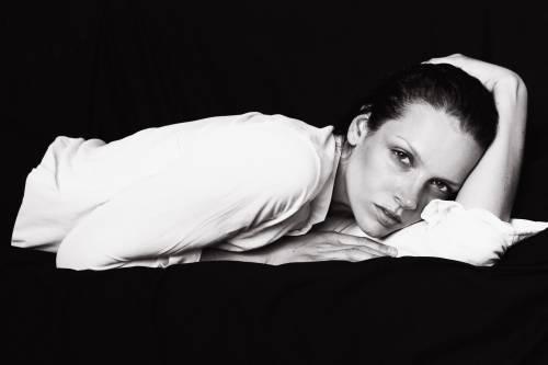 Tanya, modella curvy italiana a New York 12