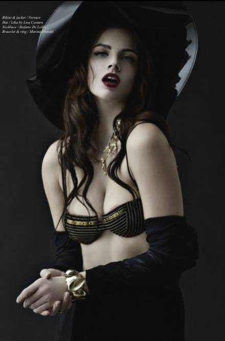 Tanya, modella curvy italiana a New York 19