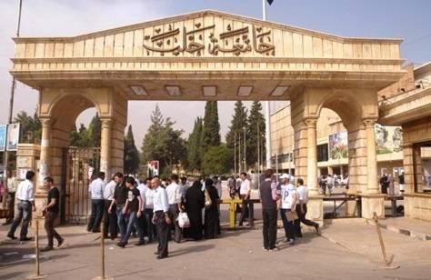 Studiare sotto le bombe: la vita degli universitari di Aleppo 5
