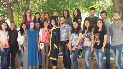 studenti aleppo 4