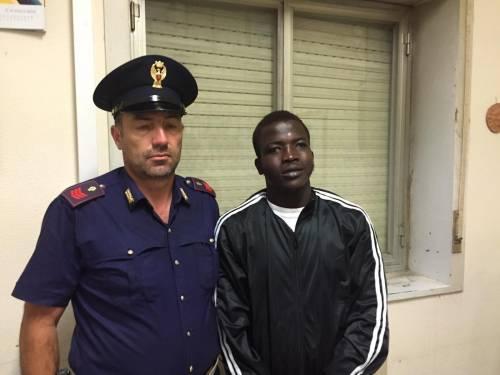 Catania, l'ivoriano Mamadou resta in carcere