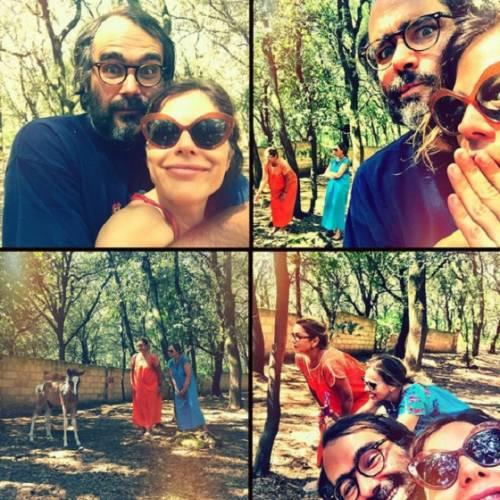 Naike Rivelli e Yari Carrisi: amore benedetto dalle mamme 2