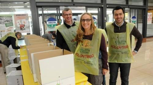 Ikea in campo per Banco Alimentare