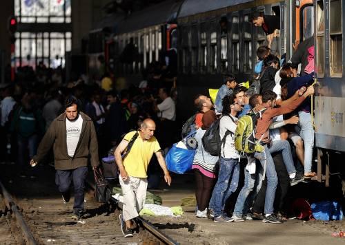 L'assalto del treno a Budapest 2