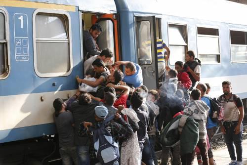 L'assalto del treno a Budapest 3