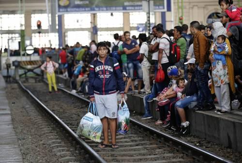 L'assalto del treno a Budapest 17