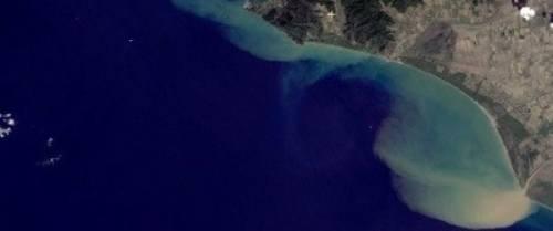 Le immagini dal satellite Landsat 8