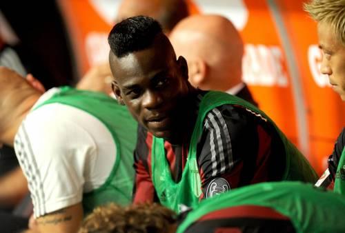 "Il Milan ""assolve"" Balotelli: per lui niente multa"
