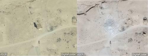 L'Isis prosegue nella distruzione di Palmira 5