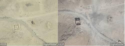 L'Isis prosegue nella distruzione di Palmira 6