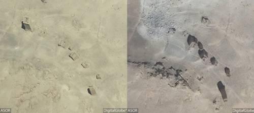 L'Isis prosegue nella distruzione di Palmira 2